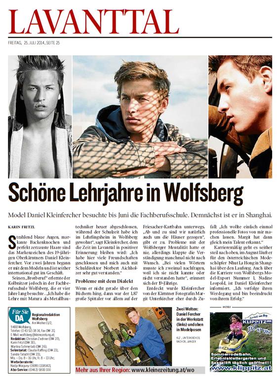 Kleine Zeitung Lavantal_2014