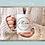 Thumbnail: Personalised Mug - Wreath
