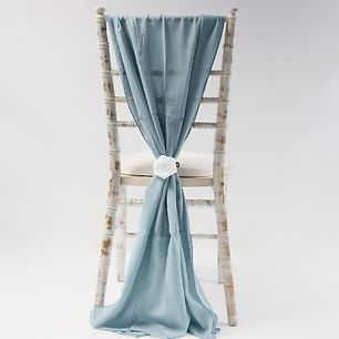 Chiffon Chair Covers Wedding