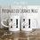 Thumbnail: Personalised Mugs - Black & Floral