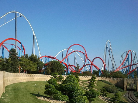 ¡Éxito seguro!: la Física con los Parques de Atracciones