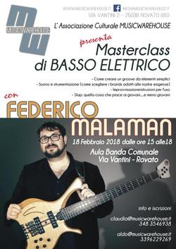 Masterclass Basso Elettrico