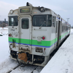 【鉄道ブログ】27,000Kmの旅日記013/最北の鉄道・宗谷本線編(13)