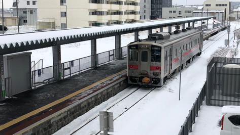 【鉄道ブログ】27,000Kmの旅日記005/最北の鉄道・宗谷本線編(5)