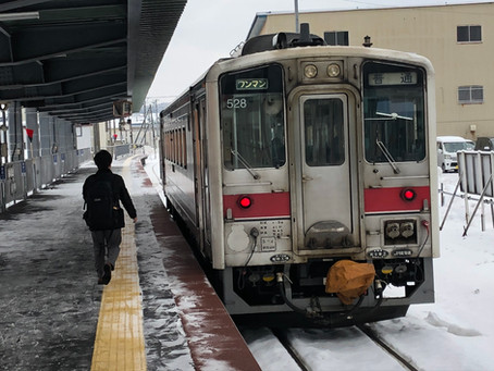 【鉄道ブログ】27,000Kmの旅日記006/最北の鉄道・宗谷本線編(6)