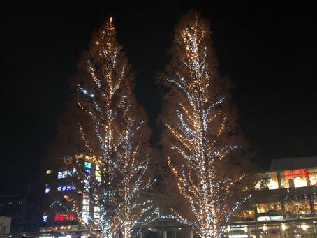 【事務所短信】街はクリスマス