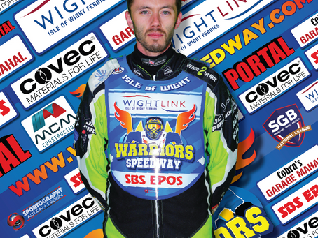 Georgie Wood Receives 28 Day Racing Ban
