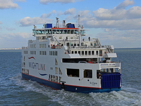 Wightlink Confirmed As Lead Sponsors For 2018