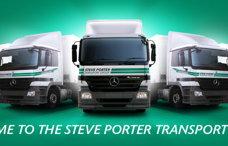 Steve Porter Transport Join Warriors Sponsorship Team