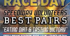 'Volunteers' Best Pairs - Race Day Update
