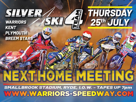 Meeting Preview - Silver Ski Holidays 'Fours'