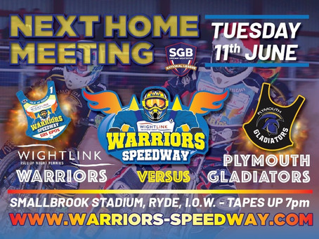 Meeting Preview - Warriors v Plymouth (NL)