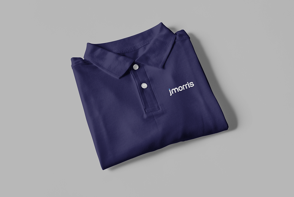 mockup-of-a-folded-polo-shirt-placed-on-