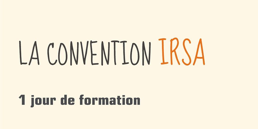 La Convention IRSA