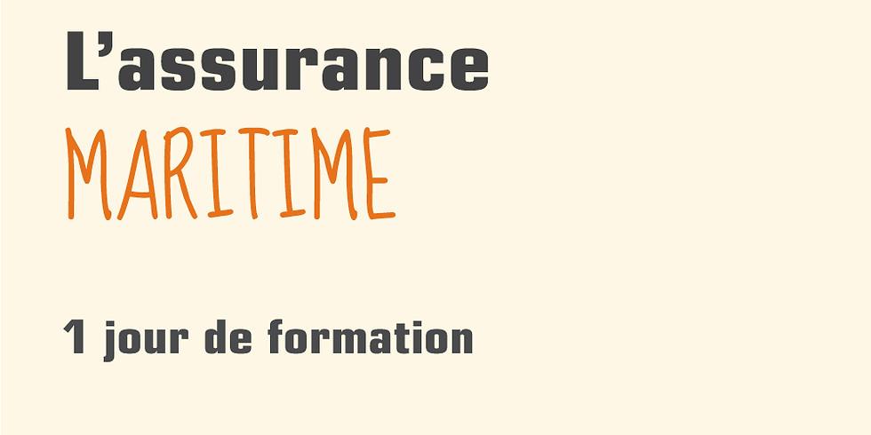 L'assurance maritime
