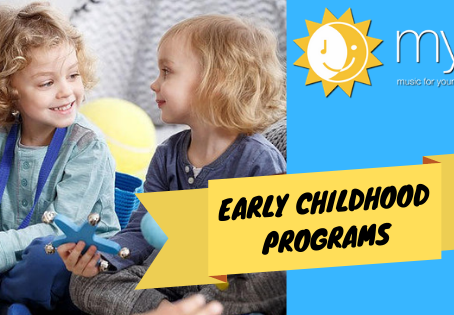 Early Childhood Music Programs