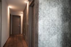 wallpaper classic design corridor