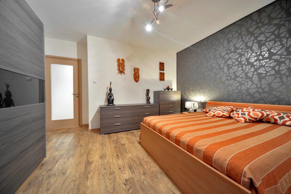 ethnic theme bedroom design