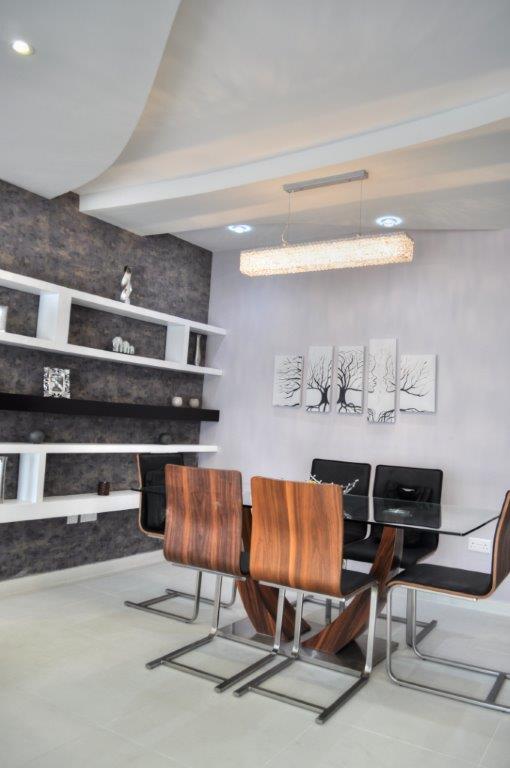 dining area classic design