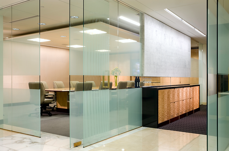 Nelson mullins conference room. Interior architecture. Interior design. Washington DC.