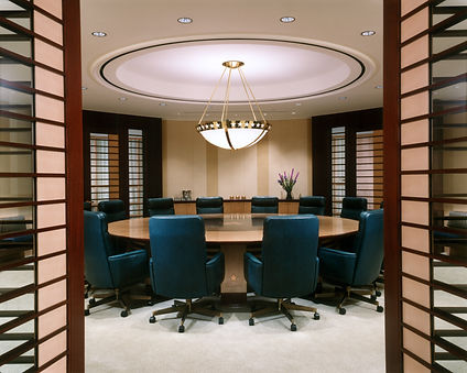 The American Council of Life Insurers office was designed by Bill London Design Group.