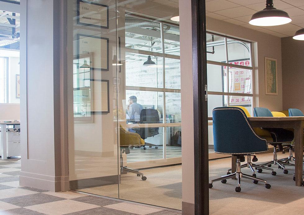 Bill London Design Group, bldg dc, Glen Echo Group, interior design, interior architecture, design, office design,