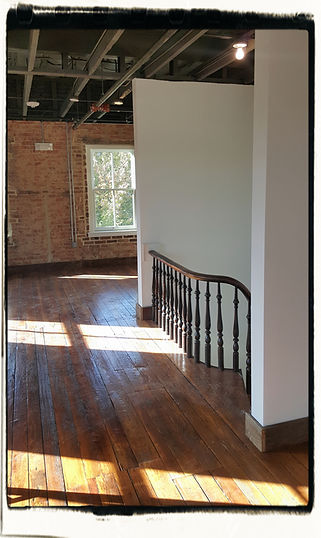 601 Eye Street, home of La Colombe Coffee, desgined by bldg, Washington DC.