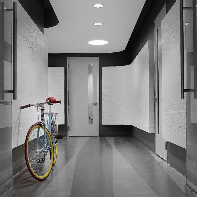Notable Solutions, Bill London Design Group, bldg, washington dc, bicycle