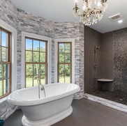 Bathroom Drone Photography