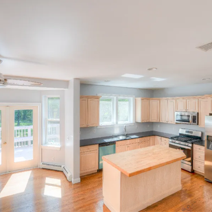 Drone Photography Ulster County NY Kitchen