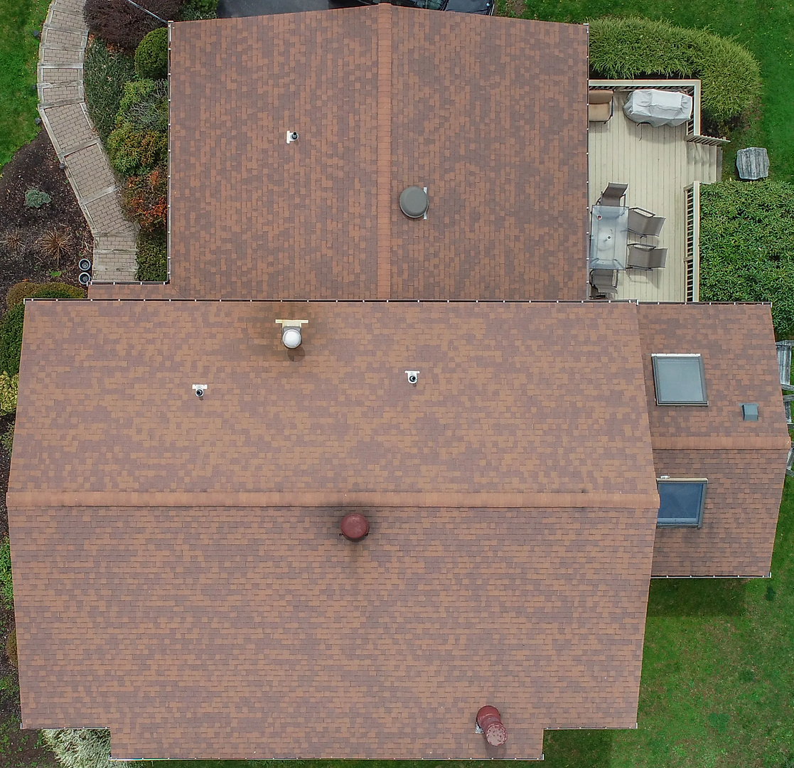 Hudson Valley Drone Roof Assesments & Inspections