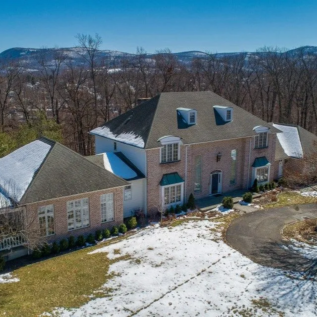 Residential Drone Photography Hudson Valley