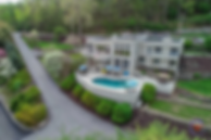 Residential Real Estate Drone Photograph