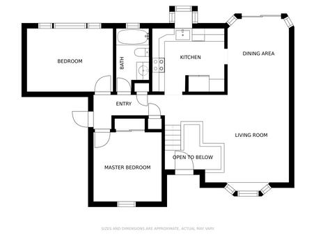 Floor Plans & Real Estate Sales