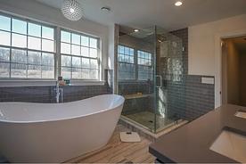Drone Photography Bathroom Rockland Coun