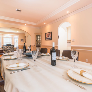 Real Estate Photography - Dining Rooms
