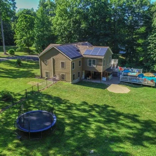 Residential Drone Photography Rockland
