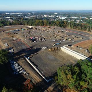 Professional UAS Services Construction Sites