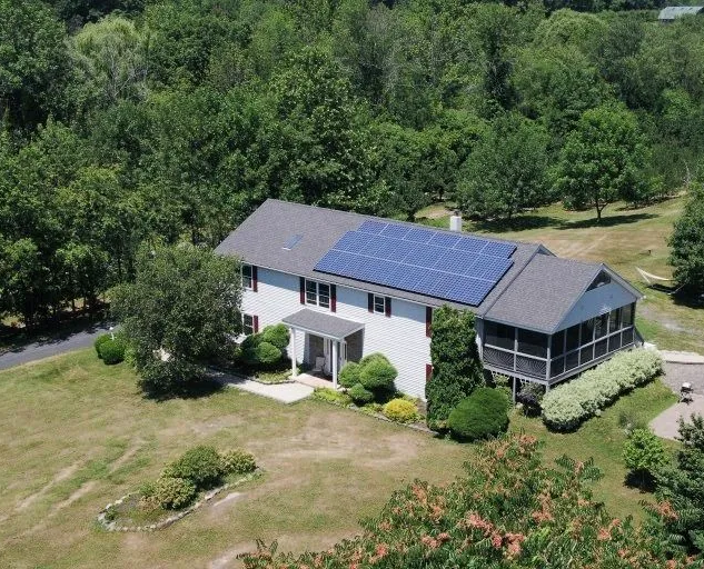 Residential Drone Photography Putnam Cou