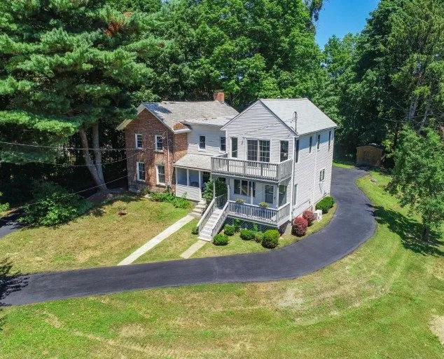 Residential Aerial Photography Putnam