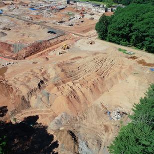 Solar Construction Site Professional Drone Services