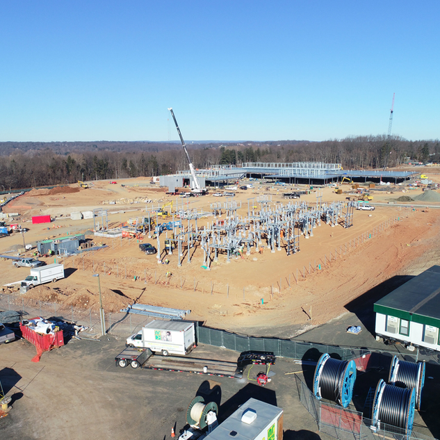 Professional Drone Services Construction