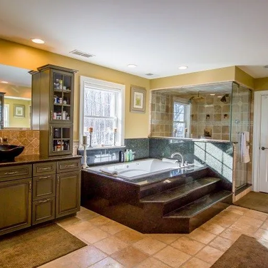 Drone Photography (Bathroom) - Westchester County
