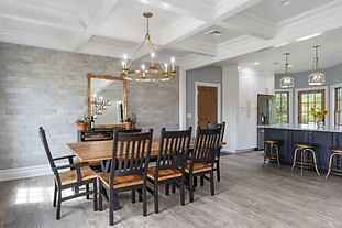 Real Estate Photography Dining Room Huds