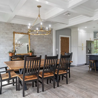 Real Estate Photography Dining Room Hudson Valley