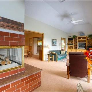 Drone Photography (Living Room) - Orange County