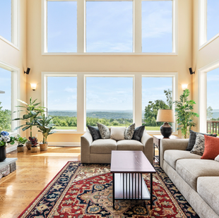Real Estate Photography - Living Rooms