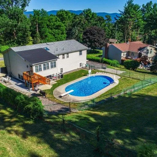 Residential Aerial Photography Rockland