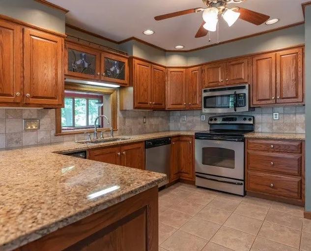 Drone Photography (Kitchen) - Orange County