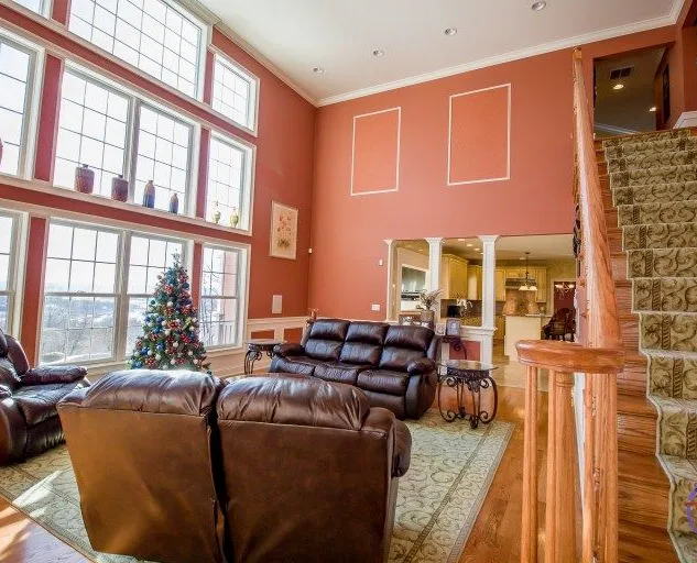 Drone Photography (Living Room) - Ulster County